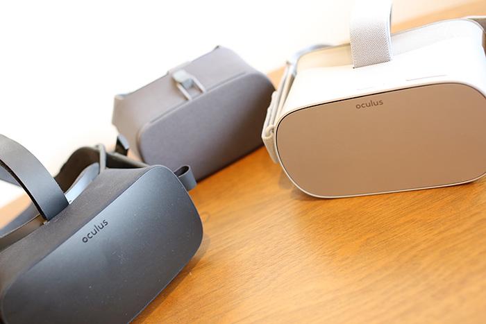 Oculus Rift/Oculus Go/DaydreamView