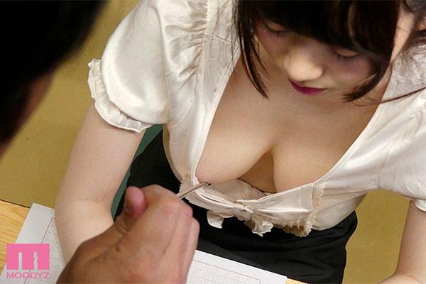 反省文を書かされながら乳首お仕置きされる水卜さくら先生